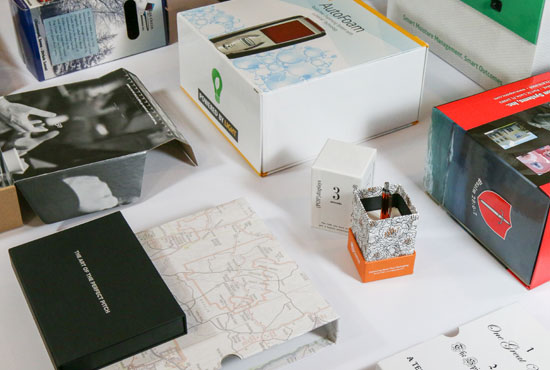 Boxes & Rigid Packaging