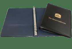 Binder Folder Vinyl Product