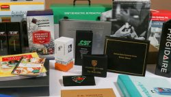 Custom products including packaging, binders, spiral binding, and more.