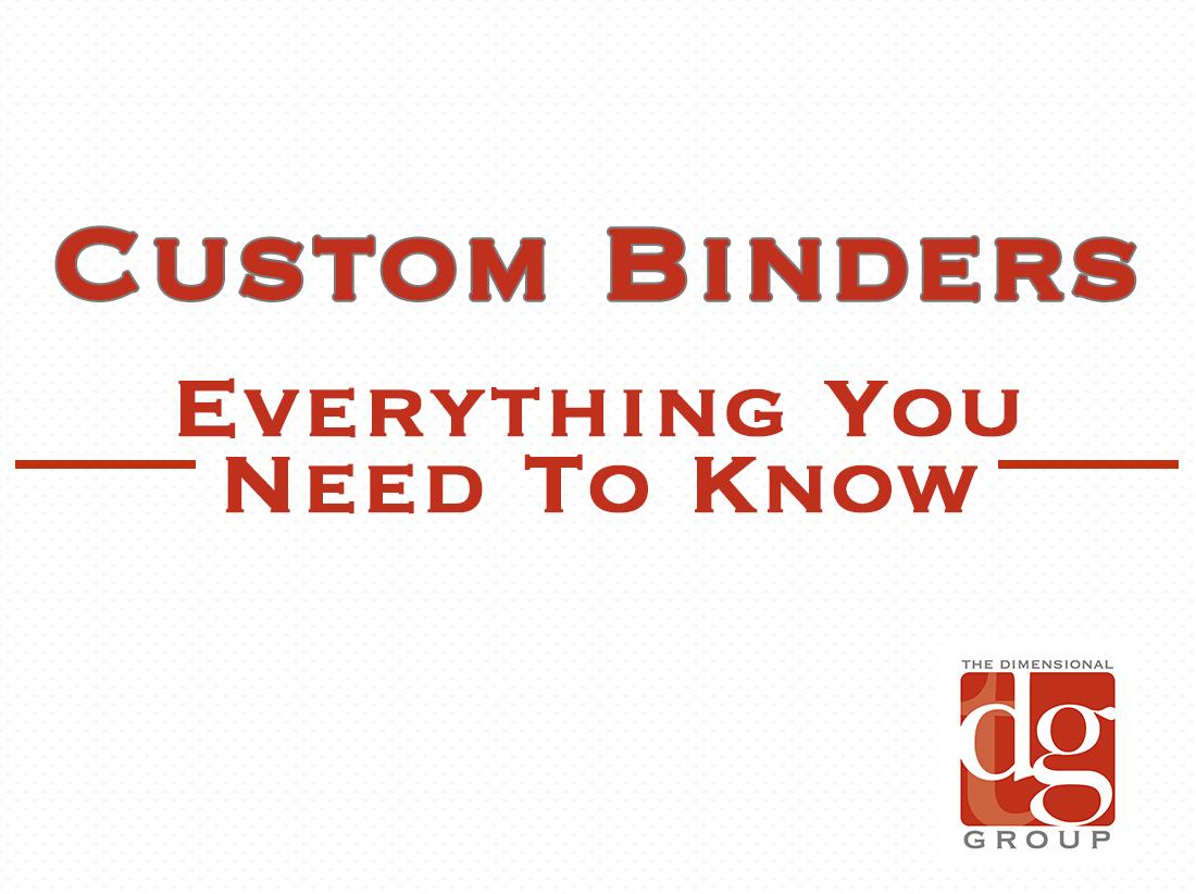 custom binders