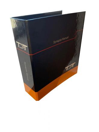 Custom Litho-Wrapped Binders